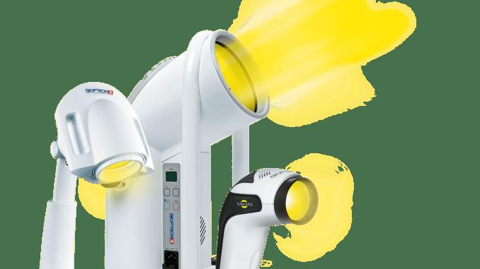 Terapia de Luz BIOPTRON