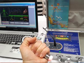 Analisador de Ressonância Magnética Quântica