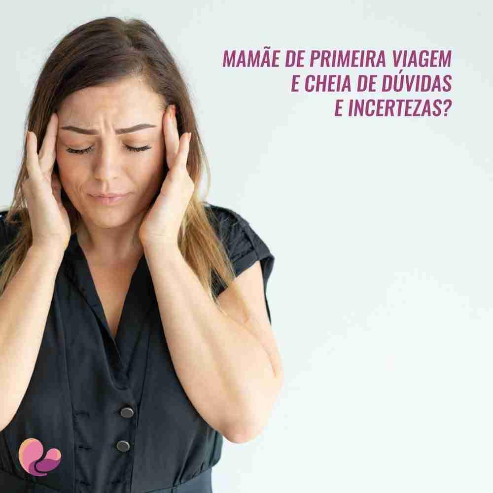O maior, melhor e mais completo curso de maternidade do Brasil